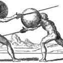Italienische Fechten und Nachschlagewerk des XIX Jahrhunderts. «Schule und Meister des Fechtens. Die edle Kunst die Beherrschung der Klinge» (Egerton Castle)