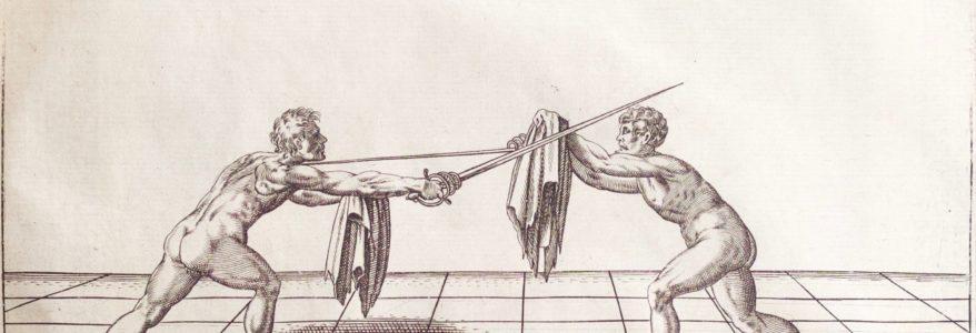 Science of Victory. Italian school of Fencing
