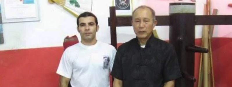 Мастер Сифу Альваро о своем Учителе Кен Уинг Ят