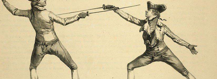 Кто является наследником итальянского фехтования?