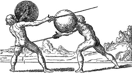 Italian fencing and the 19th century Fencing Manual