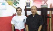 Sifu Alvaro Nascimento about his Teacher Master Kan Wing Yat. Honorable Knight