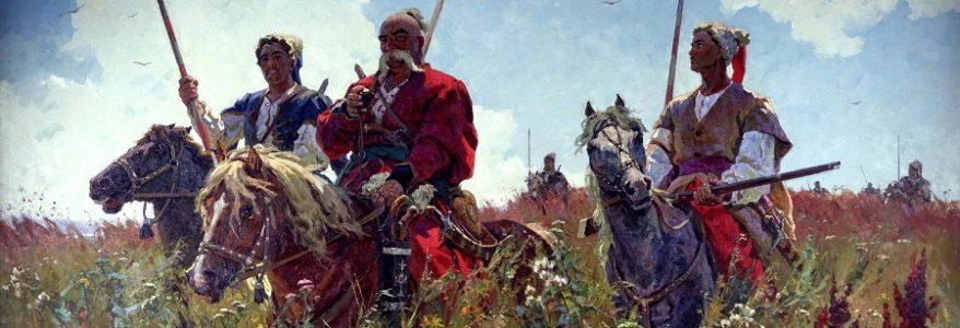 About saber and the Cossack martial art. Professor Vadim Zadunaisky