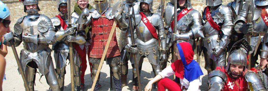 Warum beschäftigen sich Menschen mit historischem Fechten?